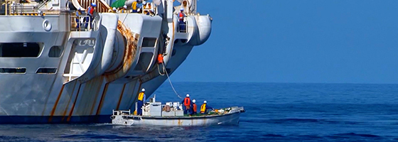 Laying & Maintenance of Submarine Cables